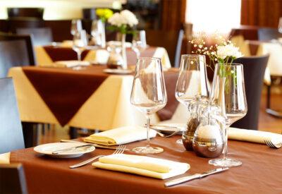 Image of elegant restaurant